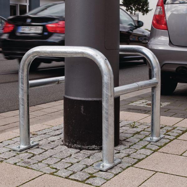 Archetto di protezione per colonne in acciaio
