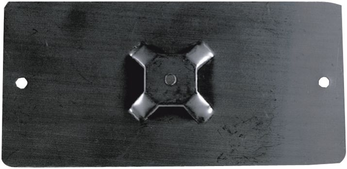 Supporti per etichette per tubazioni in acciaio inox