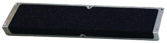 Lastre per gradini antiscivolo in alluminio colorato