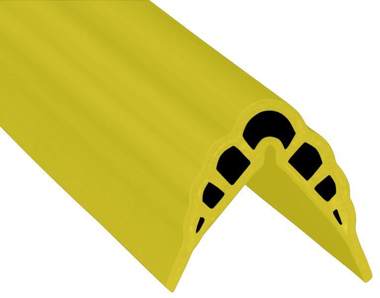 Profili antiurto flessibili per angoli