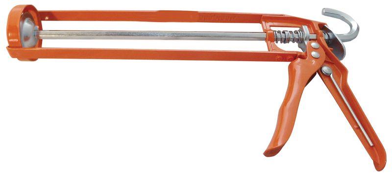 Pistola scheletro per cartuccia di colla