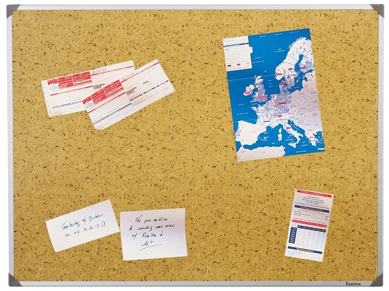 Lavagna Post-it® con fondo adesivo