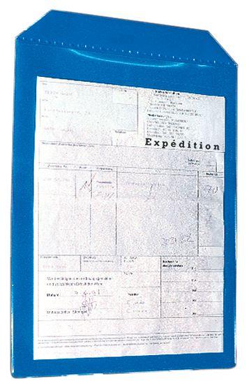Buste proteggi documenti con risvolto magnetico
