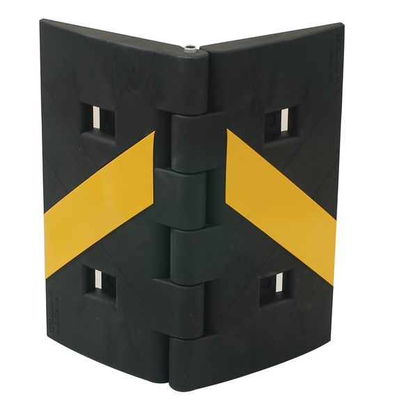 Paracolpi antiurto per pilastri con nastro di fissaggio