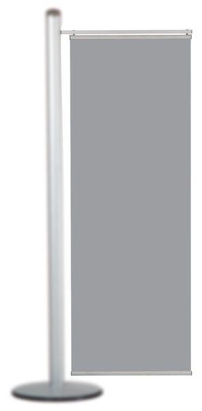 Porta poster per espositore modulabile da terra PVM