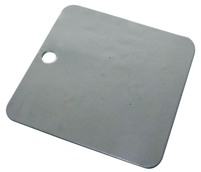 Marcatori per valvole personalizzabili in metallo