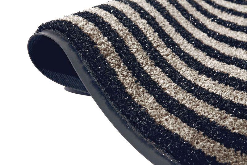 Tappeto per ingresso a fibre raschianti
