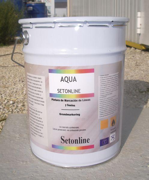 Vernice per segnaletica orizzontale a base acquosa Setonline™ spray o in fusto