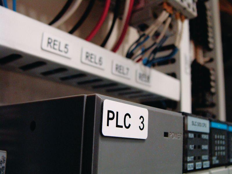 Etichette EPREP per pannelli di controllo - per etichettatrice BMP71