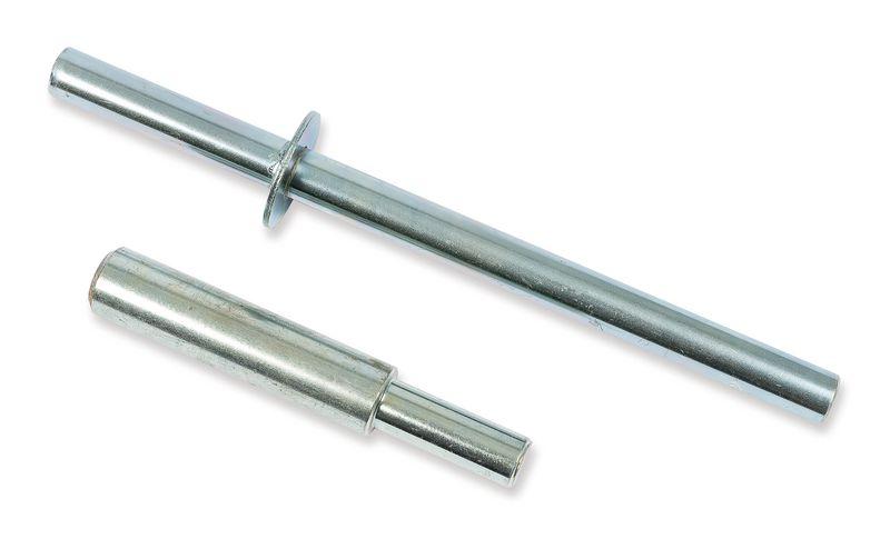 Strumenti per la posa di un ancoraggio meccanico