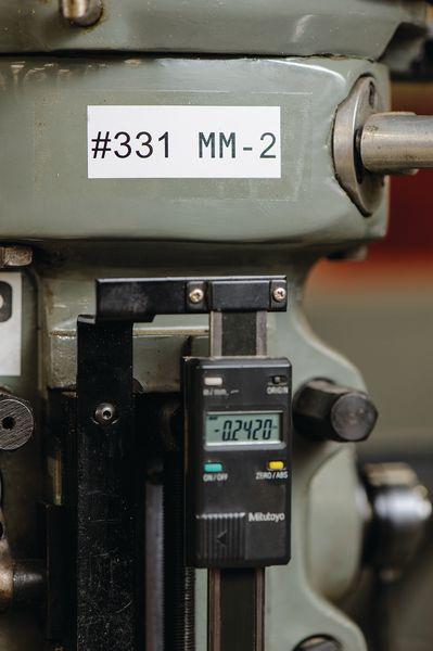 Etichette di identificazione generale - per etichettatrice BMP51