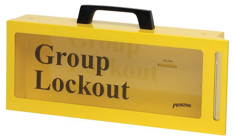 Cassetta di bloccaggio portatile o a muro