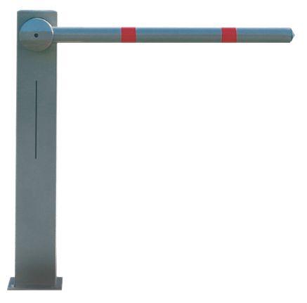 Barriera a sollevamento automatico solare