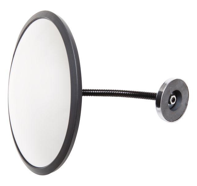 Specchio di sorveglianza a fissaggio magnetico
