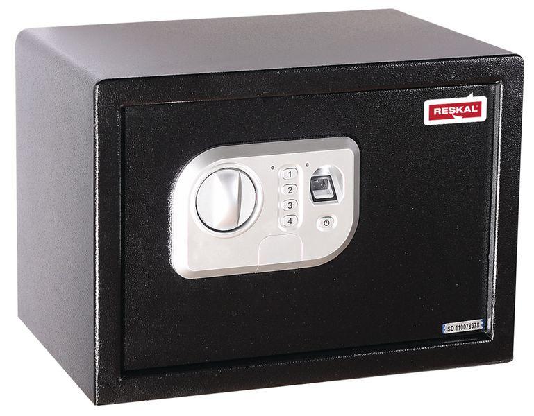 Cassaforte con apertura a impronta digitale