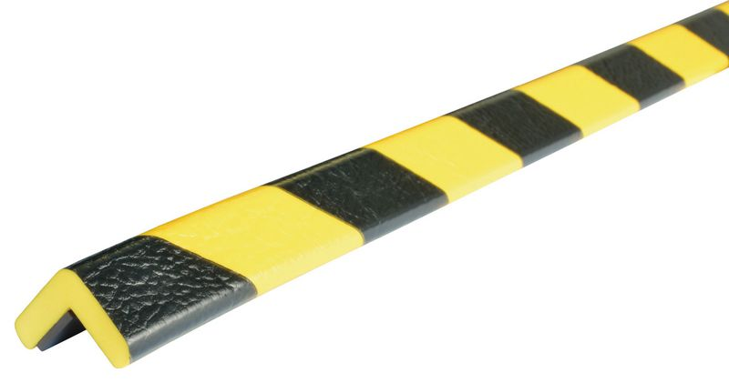 Profilo antiurto per angoli Optichoc - spigolo da 17 mm