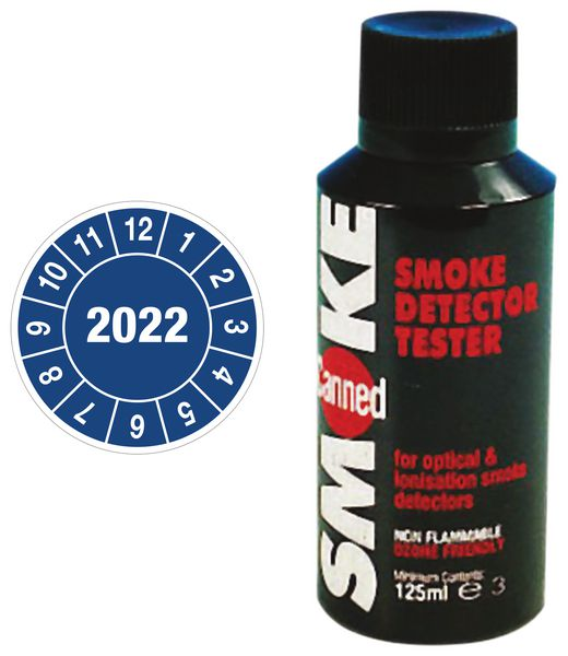 Kit di ispezione per rilevatori di fumo