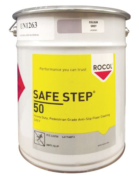 Vernice antiscivolo SafeStep 50 per coprire grandi superfici