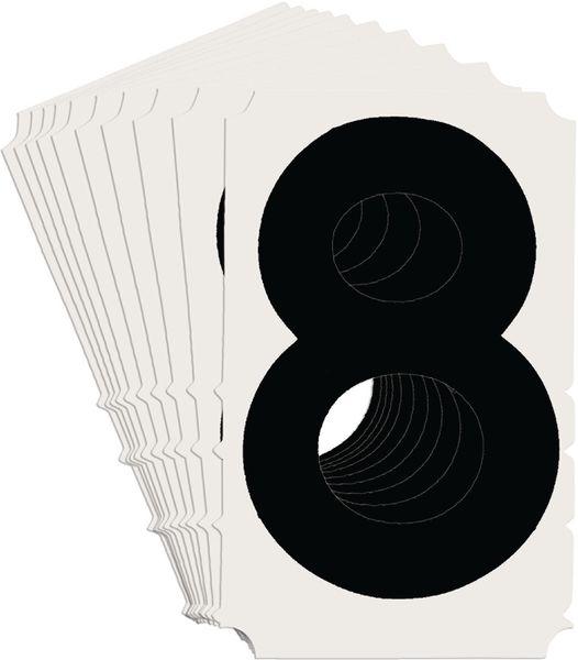 Cifre e lettere pretagliate in vinile