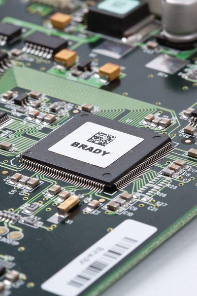 Etichette per circuiti stampati - per etichettatrice BMP71