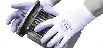 Guanti professionali (DPI) - Protezione delle mani
