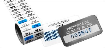 Gamma etichette