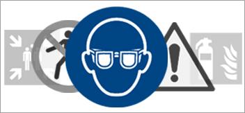 Pittogrammi di sicurezza
