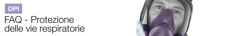 FAQ - maschere di protezione respiratoria |