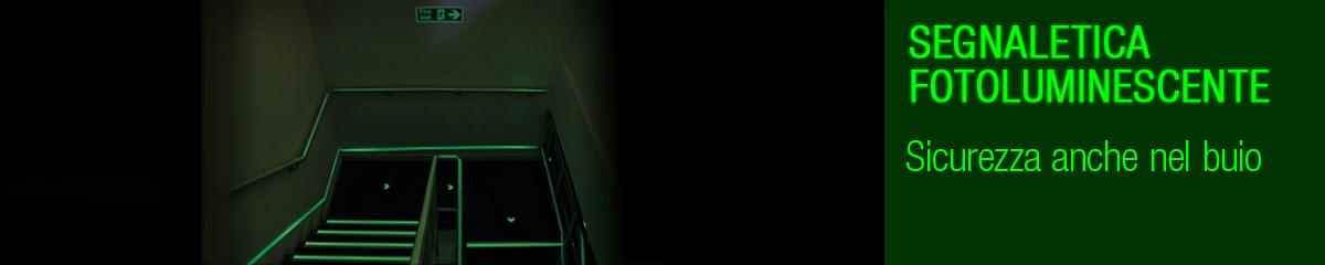 Segnaletica fotoluminescente: quali sono i vantaggi?
