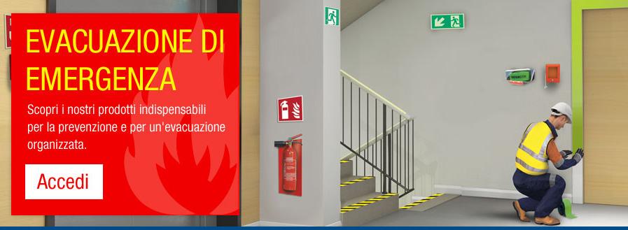 Evacuazione di emergenza