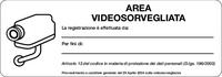 Panneau de vidéosurveillance
