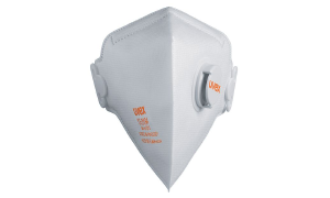 Maschera respiratoria pieghevole Uvex® silv-Air C