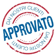 Approvato dai nostri clienti
