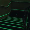 Profili per gradini fotoluminescenti
