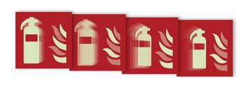 Pittogrammi antincendio
