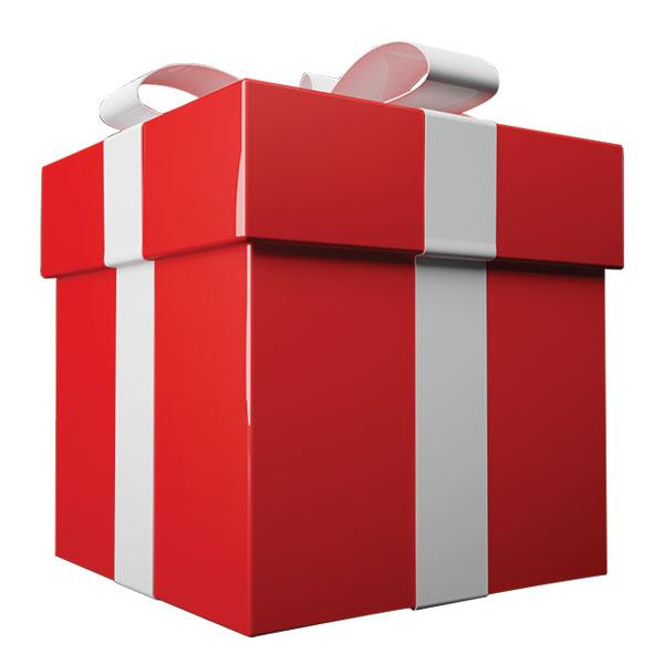 Un regalo a sorpresa