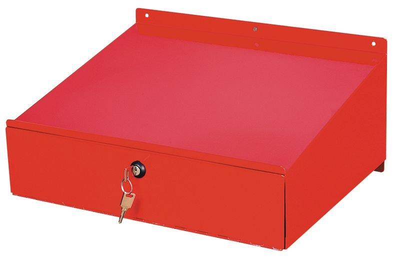 Metalen documentenlade voor veiligheidsregisters
