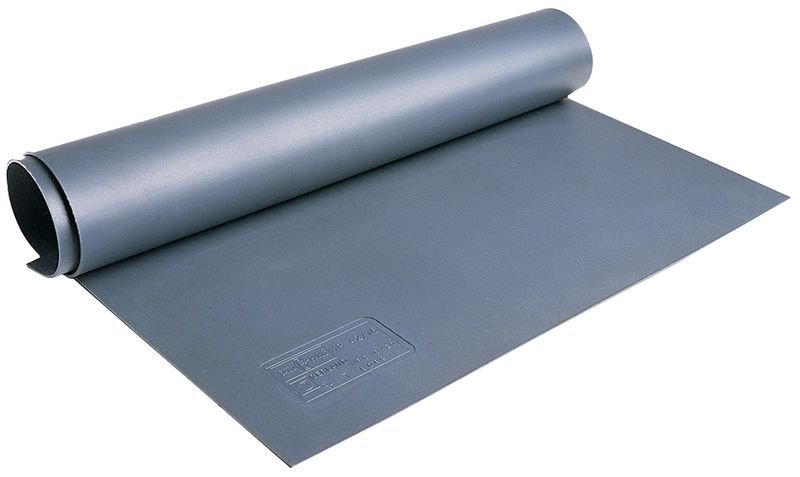 Elektrisch isolerende mat