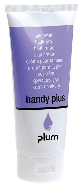 Herstellende, parfumvrije handcrème Plum