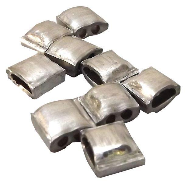 Zegelloodjes van aluminium, speciaal voor luchtvaart