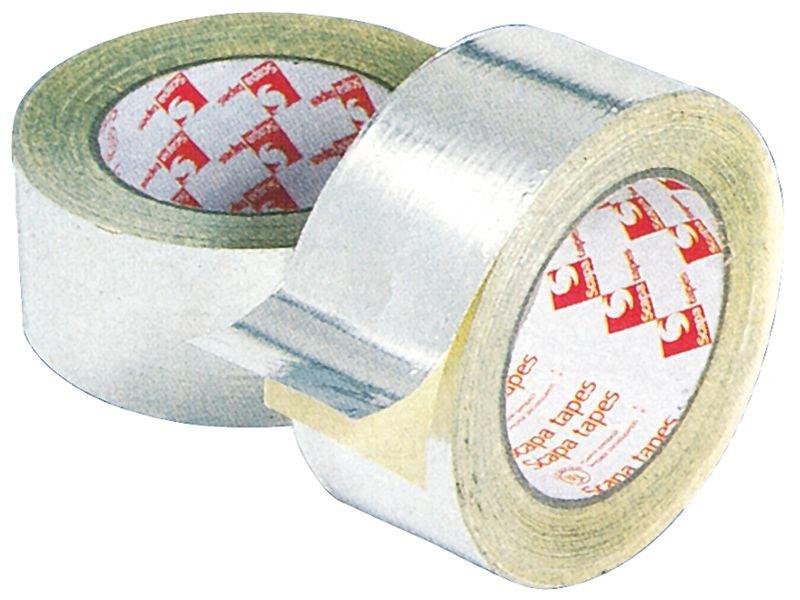 Aluminium tape op rol voor daken en ventilatiekanalen