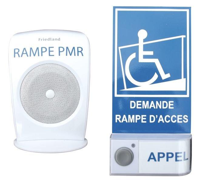 Oproepsysteem voor assistentie gehandicapten