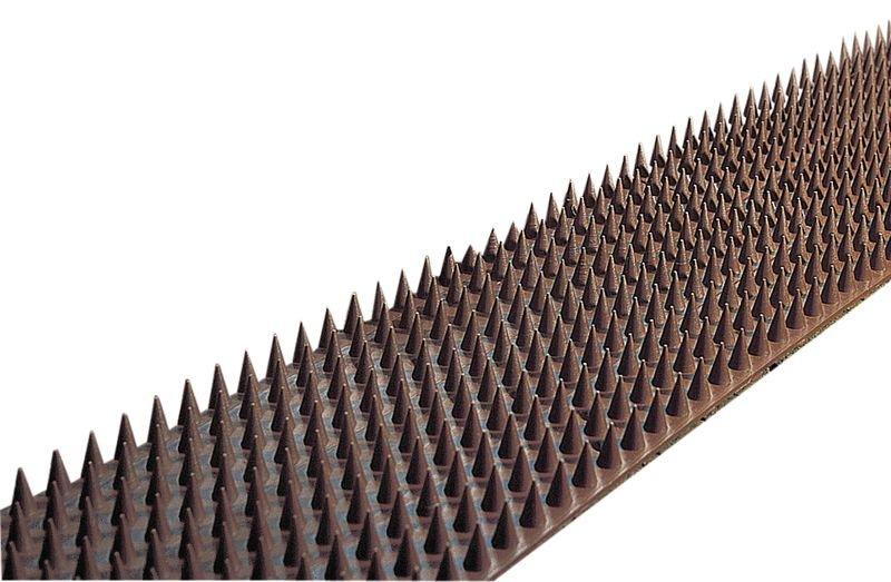 Anti-inbraaksysteem met pinnen