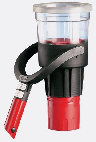 Gas- en rooktester voor rookmelders met telescopische steel