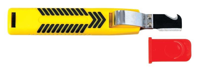 Kabelmes met beschermkap