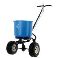 Strooiwagen van polyethyleen 18 l