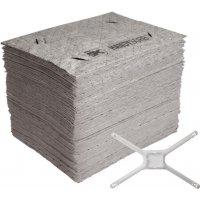 Aanvulling universele doeken met houder voor absorberend starterskit - HandySorb