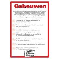 Posters voor milieubescherming - Gebouwen