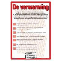 Posters voor milieubescherming - De verwarming