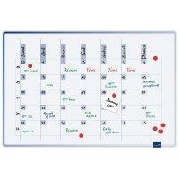 Universeel, multifunctioneel planbord voor weekplanning
